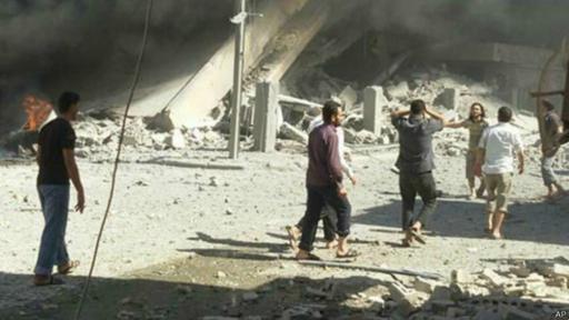 La entrada de Rusia al conflicto sirio podría atizar la guerra en Siria.