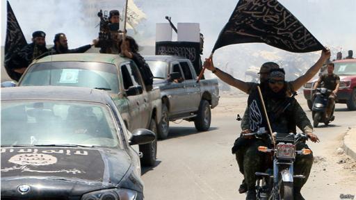 Rusia dice que su objetivo son los extremistas de Estado Islámico.