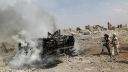 Falta mucho para lograr la paz en Siria.