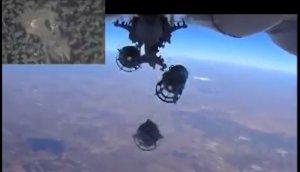 Sukhoi ruso en Siria destruyó tanques del Estado Islámico