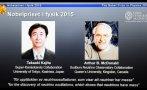 Nobel de Física para investigadores de los neutrinos