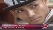 San Juan de Lurigancho: ex inquilino confesó crimen de mujer