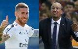 Ramos se enfrenta a Benítez y criticó sus cambios en el derbi