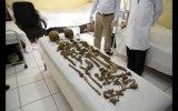 Afganistán: Encuentran restos humanos en palacio presidencial