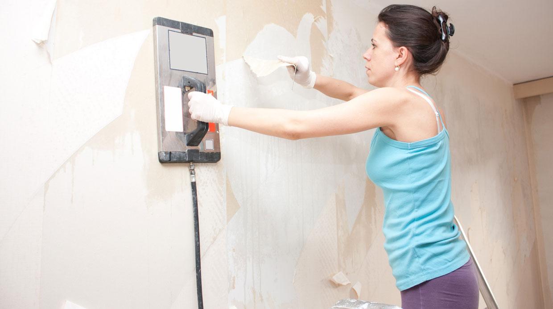 Al momento de pintar, cubre los zócalos de tu casa colocándole cinta aislante. (Foto: Shutterstock)