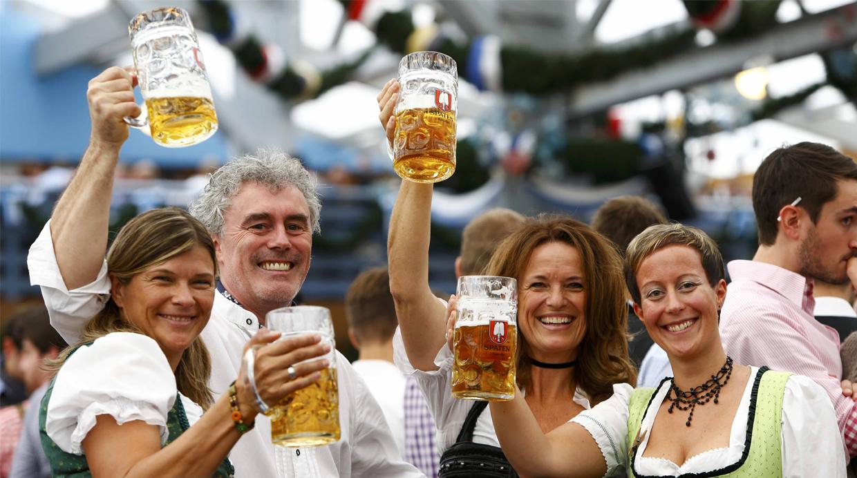Un total de 5.9 millones de personas participaron del Oktoberfest 2015 (Foto: Reuters)