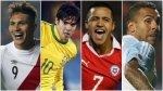 Eliminatorias Rusia 2018: guía TV de la fecha en Sudamérica - Noticias de en vivo