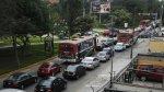 San Borja: así luce la avenida Aviación y las calles aledañas - Noticias de vía expresa