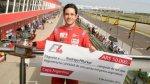 Fórmula 4: Peruano Rodrigo Pflucker ganó la Copa Argentina - Noticias de pilotos