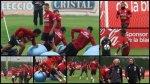 Selección peruana: así entrena con la llegada de 'extranjeros' - Noticias de militares peruanos
