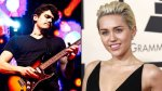 Novio de Katy Perry elogió disco de Miley Cyrus en Twitter - Noticias de premio luces