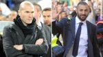 Zidane dice que Benzema es el futbolista que mejor se viste - Noticias de david beckham
