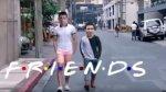 Lionel Messi y Cristiano Ronaldo son 'Friends' en una parodia - Noticias de real madrid