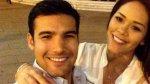 Karen Schwarz compartió varios detalles de su boda con Ezio - Noticias de fotos íntimas