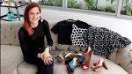 LIF Week: Jessica Butrich nos enseña a combinar sus zapatos - Noticias de jessica butrich