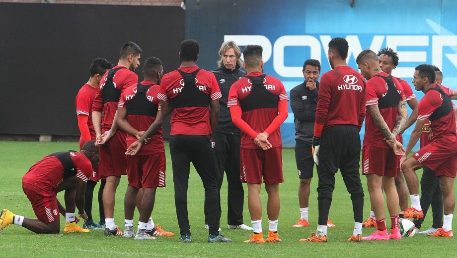 Perú vs. Colombia: ¿Ricardo Gareca definió el equipo titular?