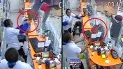 Frustró asalto a farmacia al jalar pie de delincuente en SMP