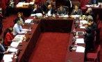 Comisión de Constitución no votó la Ley de Partidos Políticos
