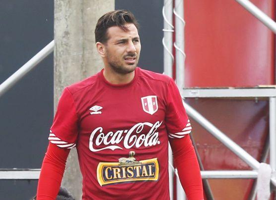 """Claudio Pizarro: """"Llegar al Mundial es un sueño en mi carrera"""""""
