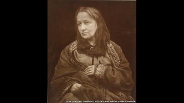 Los revolucionarios retratos de una pionera de la fotografía