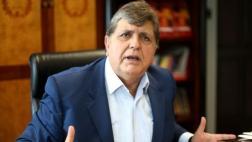 "Alan García: ""Críticas de MVLL me parecen injustas"""