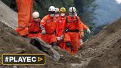 Guatemala: ya son más de 170 muertos por devastador alud [VIDEO]