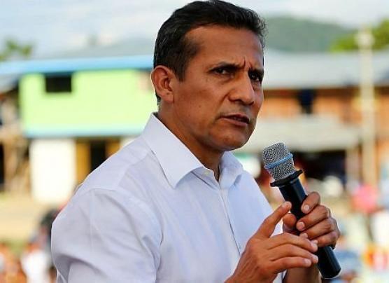 """Humala sobre Las Bambas: """"Celebramos levantamiento del paro"""""""