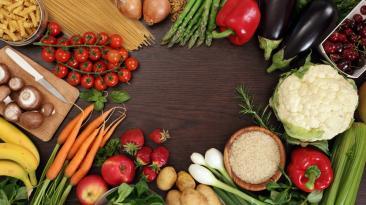Siete alimentos con propiedades para prevenir el cáncer