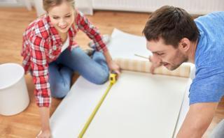 Guía de medidas para decorar tu dormitorio por primera vez