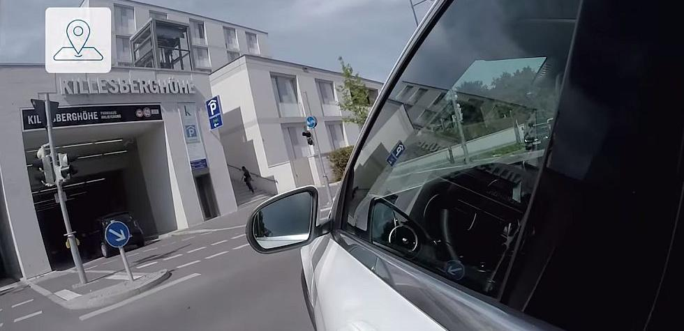 Bosch te ayuda a encontrar estacionamiento [VIDEO]