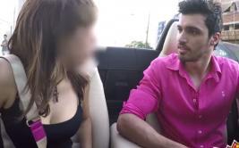 Prefirió a sujeto con auto de lujo y fue tildada de interesada