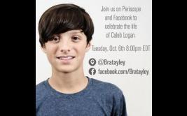 Madre de Caleb Logan estrella de YouTube reveló de qué murió