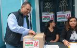 Arana negó pugnas con Verónika Mendoza en elecciones internas