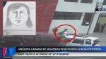 PNP ya tiene identifac de falsa enfermera que secuestró a bebe - Noticias de secuestros