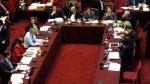 Comisión de Constitución no votó la Ley de Partidos Políticos - Noticias de freddy otarola