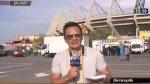 Perú vs. Colombia: una prueba del intenso calor en Barranquilla - Noticias de tumbes