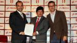 Selección peruana presentó a Pecsa como su nuevo auspiciador - Noticias de selección