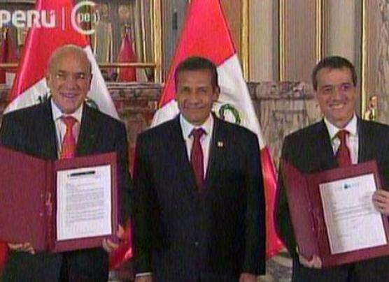 Perú recibió primer informe como parte de integración a la OCDE