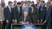 California lanza ambicioso proyecto contra el cambio climático