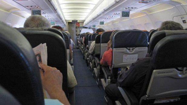 El tamaño de los asientos es una frecuente queja de los viajeros.