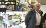 Tomas Lindahl, el ganador del Nobel que juega en casa [VIDEO]