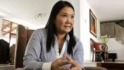 """Keiko: """"Yo resalto que hubo delitos en el gobierno de mi padre"""""""