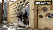 Yemen: ataque suicida deja ocho muertos y una docena de heridos