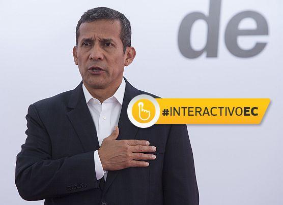Promoción de Ollanta Humala tendrá 4 generales de división