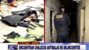 Breña: hampones que enfrentaron a PNP tenían chalecos antibalas
