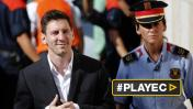 Messi: piden 22 meses de cárcel por presunto delito fiscal