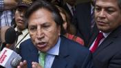Toledo evita hablar sobre valijas diplomáticas de Venezuela