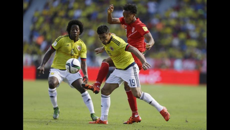 Perú vs Colombia: las mejores fotos del partido en Barranquilla