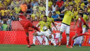 Perú perdió 2-0 ante Colombia en inicio de Eliminatorias