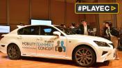 Toyota presentó su sistema de piloto automático [VIDEO]